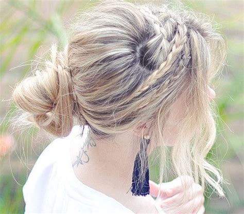 casual hairstyles with braids casual braids updo hairstyles popular haircuts