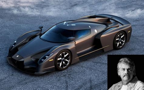 Mclaren F1 Designer by Mclaren F1 Designer Gordon Murray Praises The Scg003