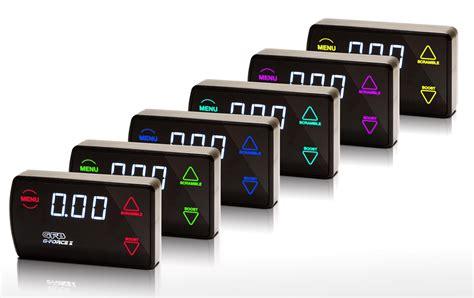 force iii electronic boost controller
