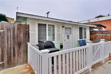 San Diego Cottage Rental by San Diego Vacation Rentals Mission House Vacation