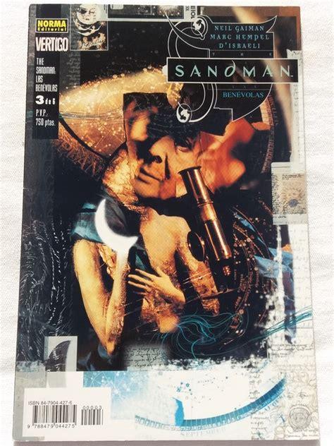 libro the sandman and the the sandman las ben 233 volas 3 gaiman neil libros de segunda mano baratos libros ambig 250