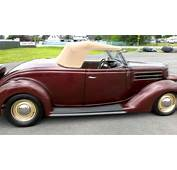 1936 Ford Roadster With Rumble Seat  YouTube