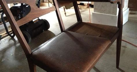 makeover  antique gossip benchchair