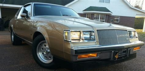 1987 buick regal limited turbo 1987 buick regal limited turbo for sale buick regal 1987