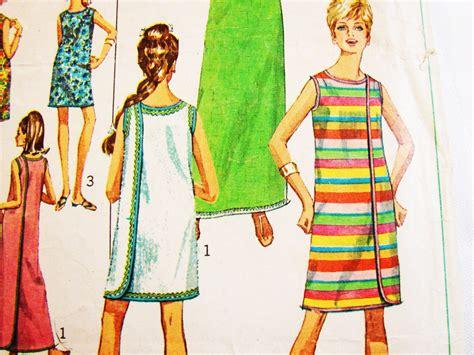 vintage pattern wrap dress vintage 1960 s wrap dress pattern easy simplicity misses