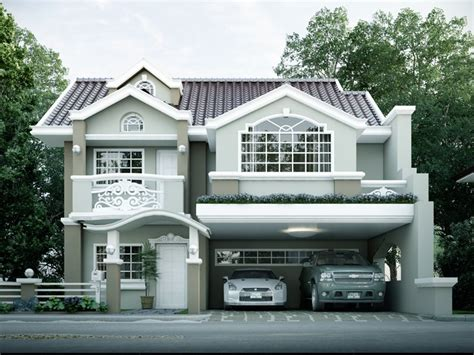 Modern House Design by Contemporary House Design Mhd 2014011 Pinoy Eplans