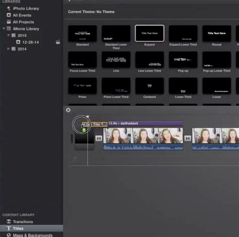 imovie app tutorial 2015 how to use imovie 2016 for beginners screenshot tutorial