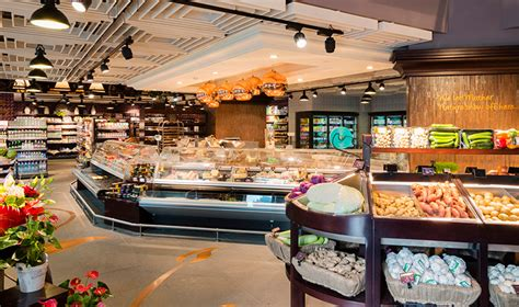 supermarket interior design gourmet food emporium supermarket interior design