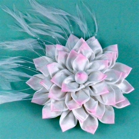 kanzashi flower template 1000 images about kanzashi petals flowers tutorials on