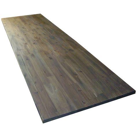 interbuild 2200 x 600 x 26mm acacia solid oiled hardwood benchtop panel