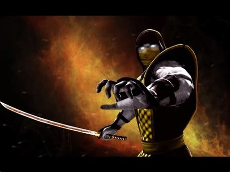 mortal kombat scorpion vs noob saibot youtube mortal kombat mk1 scorpion vs mk1 noob saibot classic