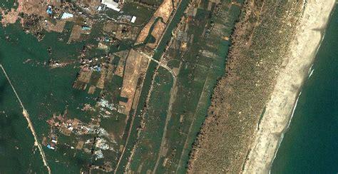 imagenes satelitales japon fotos impresionates de jap 243 n del antes y despu 233 s del