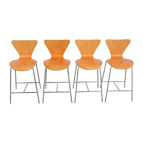 Cynthia Rowley Bar Stools by Cynthia Rowley Upholstered Chairs Second