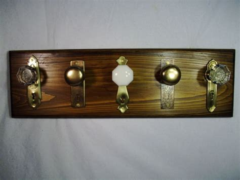Door Knob Coat Rack by Antique Door Knob Coat Rack For The Home