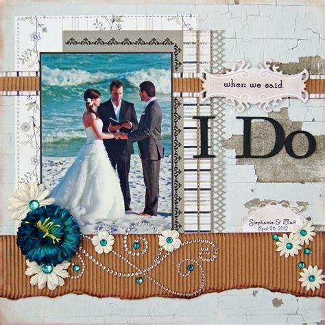 scrapbook layout for wedding 261 best wedding scrapbooking layouts images on pinterest