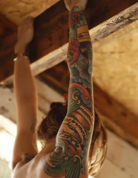 inspiration for tattoo sleeves 25 dark inspirational full arm tattoo sleeves