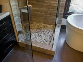 Installing Shower Tile Installing Pebble Tile Shower Floor Robinson House Decor