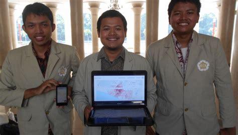 Toksikologi Lingkungan Juli Soemirat Ugm Press mahasiswa ugm racik aplikasi deteksi kerusakan jalan okezone news