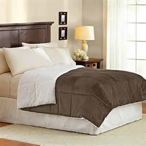 better homes and gardens mink to berber bedding comforter
