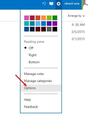 cara membuat signature yahoo cara membuat signature pada gmail yahoo dan outlook