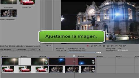 tutorial como usar vegas pro 10 tutorial como usar los efectos de video en sony vegas