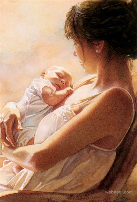 25 stunning and beautiful watercolor paintings by steve hanks