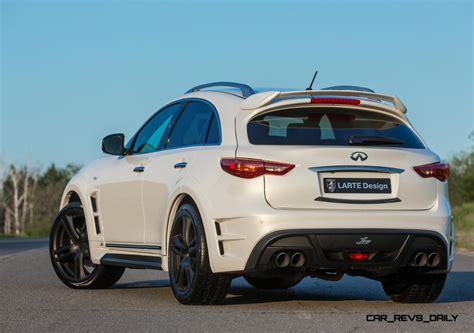 fast infiniti cars larte design infiniti qx70 is mad fast mad suv