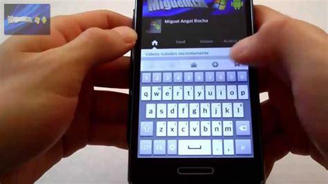 imagenes para celular lg 70 lg l9 teclado de lg optimus g pro en lg l9 youtube