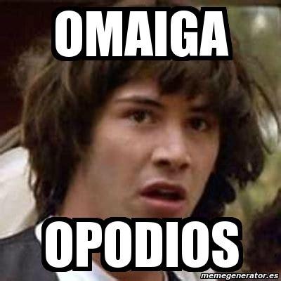 Omaiga Meme - meme keanu reeves omaiga opodios 4862340