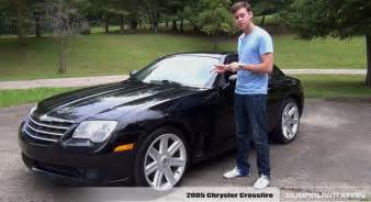 Chrysler Crossfire 2005 Review Review 2005 Chrysler Crossfire