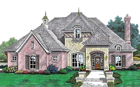 get a european country look in your home cozyhouze com house plan 66211 at familyhomeplans com