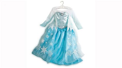 Frozen Dress just guess how many frozen dresses been sold abc news