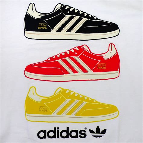 Adidas Germany adidas originals country t shirt germany samba schuhe