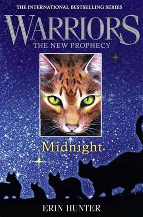 the midnight front a arts novel books midnight warriors the new prophecy book 1 by erin