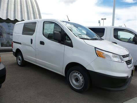 new 2017 chevrolet city express cargo ls in na