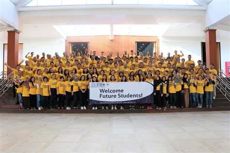 Mba Itb Jakarta Alamat by New Students We Are Fifty Six We Are Here To Fix