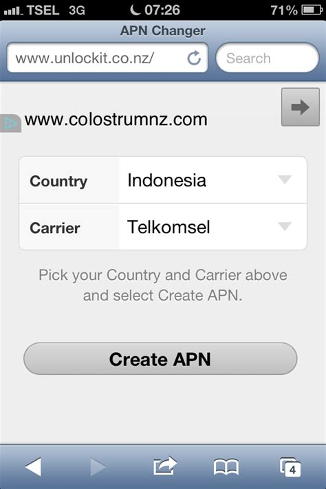 unlockit co nz for android edit apn settings on iphone 4s if cellular data network is disabled kang romeo kliping pribadi
