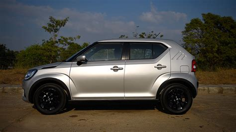 2017 Suzuki Ignis Manual maruti suzuki ignis 2017 price mileage reviews