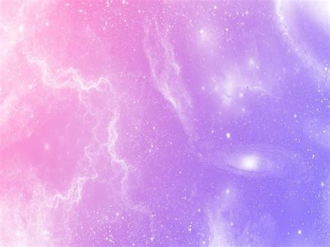 pastel galaxy art backgrounds  powerpoint templates