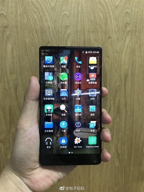 Elephone S8 elephone s8 tri bezel less smartphone is on its way