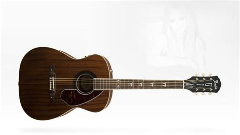 Gitar Accoustic fender acoustic guitars
