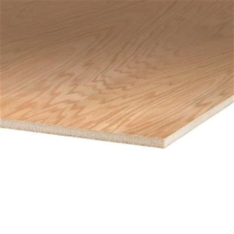 home depot paint grade plywood columbia forest products 1 4 in x 4 ft x 8 ft purebond