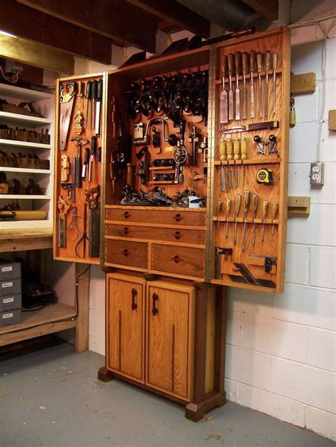 woodworking tool cabinet plans 25 best ideas about tool cabinets on