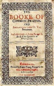 Wedding Bible Readings Church Of Scotland by Its War At Church Geddes Throws Stool At The
