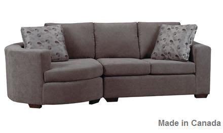 Corner Sofa Toronto by Condo Fabric Sectional Option In Different Fabrics