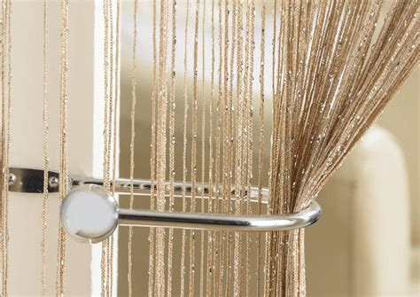 GLITTER STRING CURTAIN For Doors & Windows Great