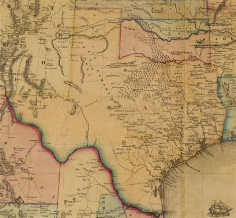 early texas maps early american map search results global news ini berita