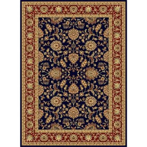 9x12 rugs home depot tayse rugs century navy 8 ft 9 in x 12 ft 3 in traditional area rug 7539 navy 9x12 the