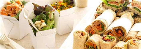 Wedding Box Lunch Ideas by Catering Ideas For Working Lunch Meetings Order In