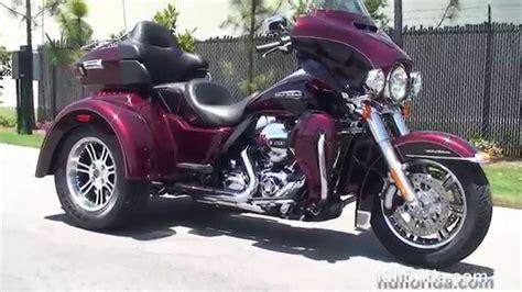 Harley Davidson 3 Wheelers by New 2014 Harley Davidson Trike 3 Wheeler For Sale Florida